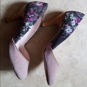 Anthropologie Floral Hayden Pumps Tracy Reese sz41